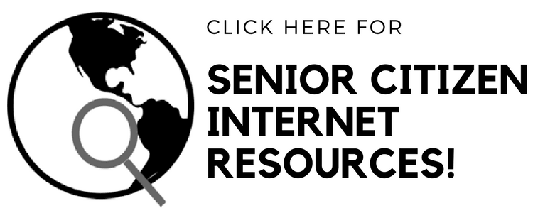 Senior Citizen Internet Resources