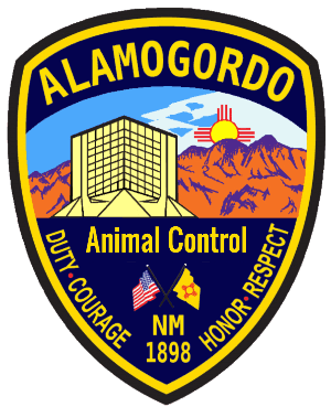 Animal Control Patch no Background