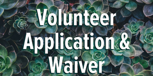 Zoo Volunteer Application