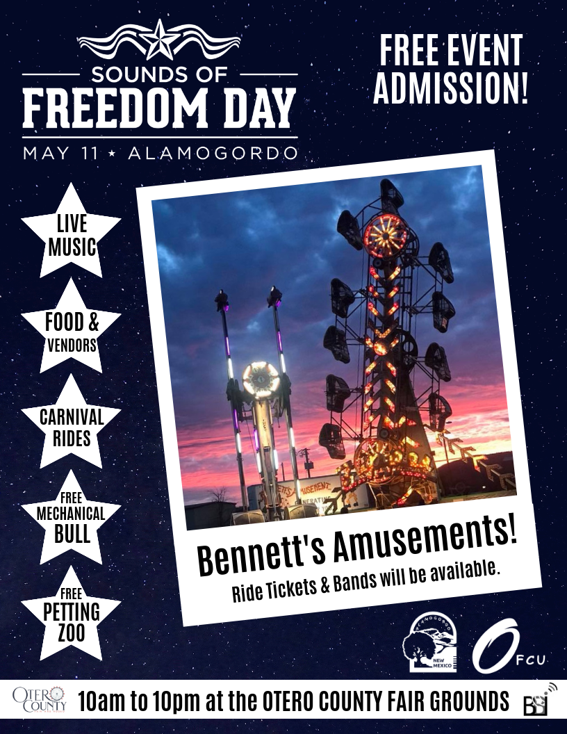Bennetts Amusements Flyer