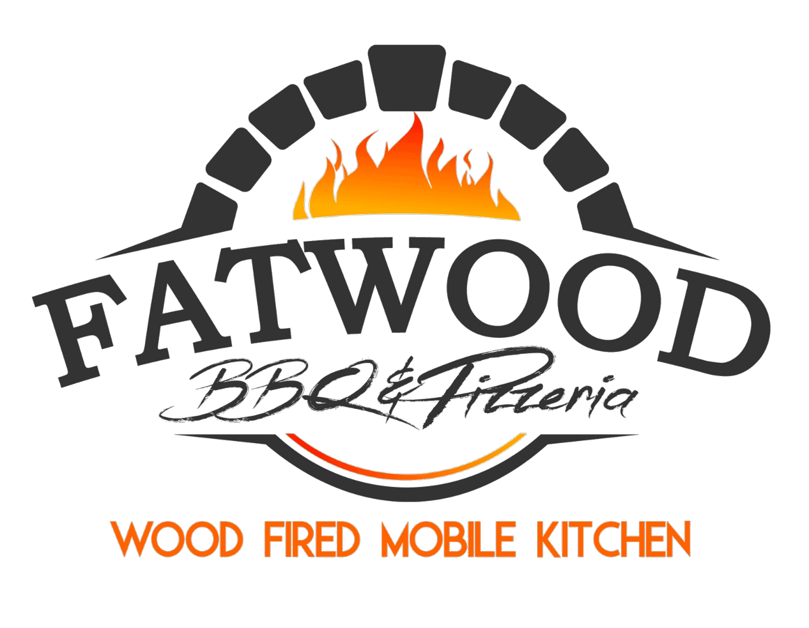Fatwood Pizza Logo