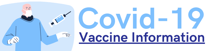 COVID Vaccine Info Web graphic